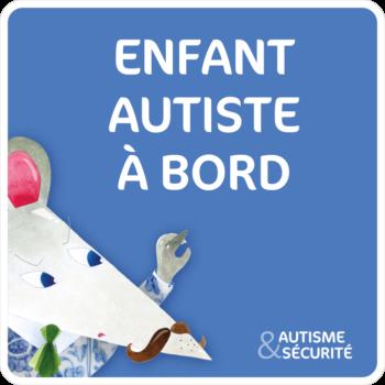 Enfant autiste à bord